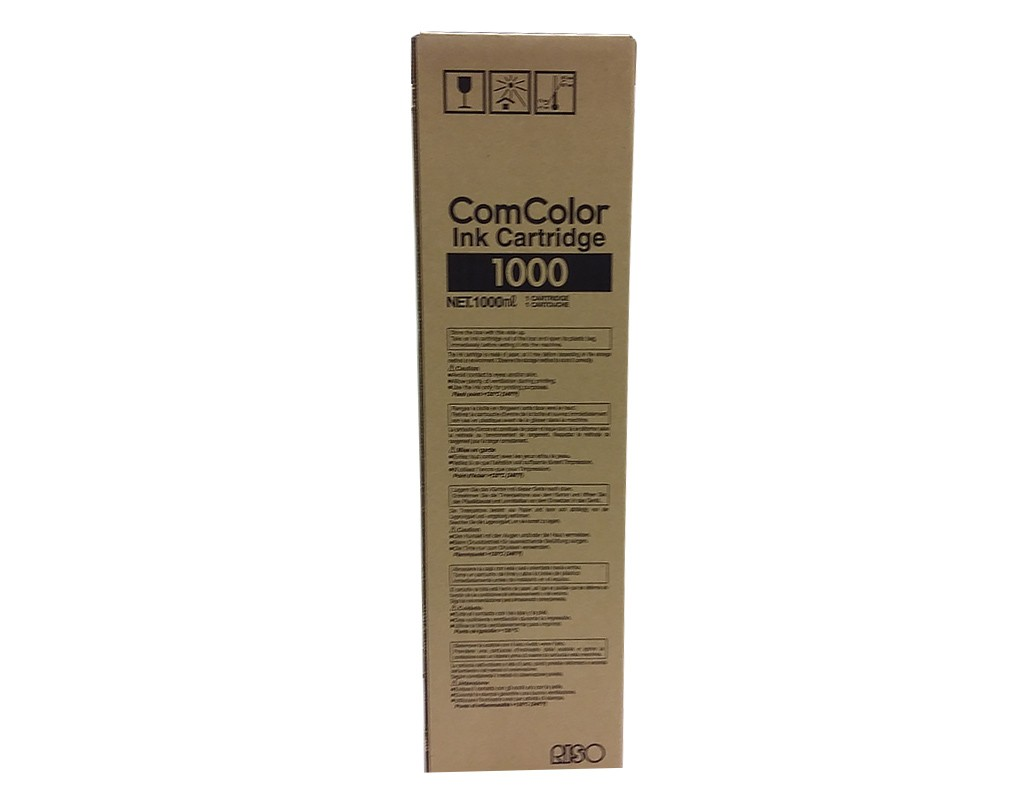 Riso CC7150 Black (twin pack)