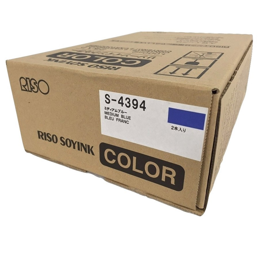 Riso RN Medium Blue (twin pack)