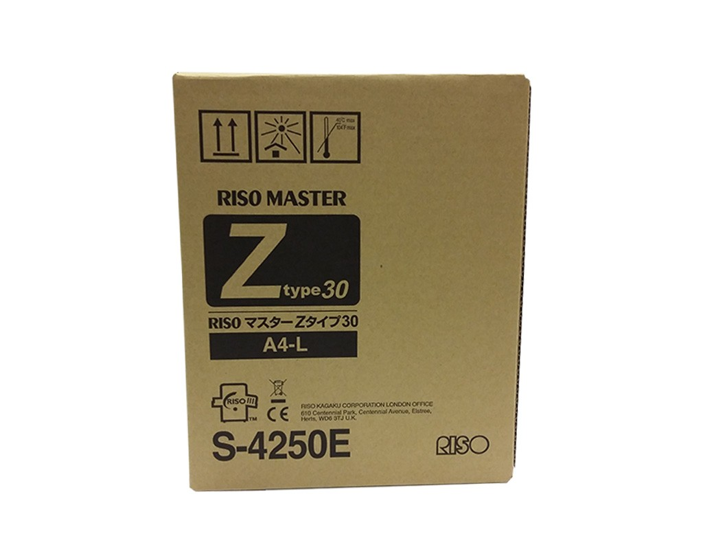 Riso RZ A4 Masters (twin pack)